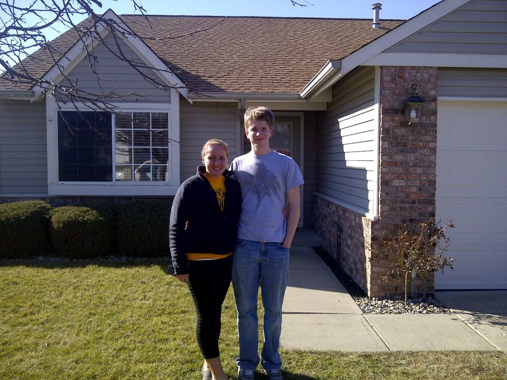 first time homeowners