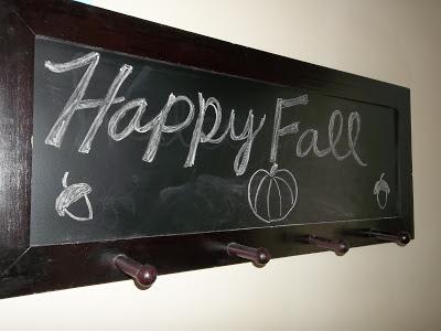 budget friendly fall decor