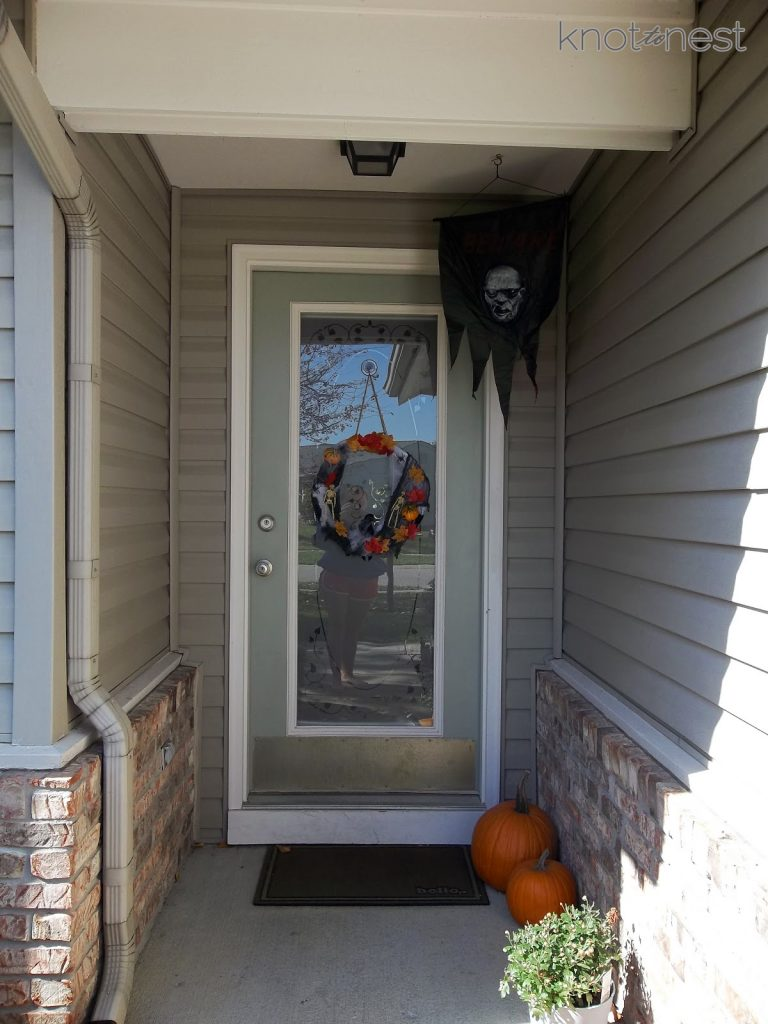 Simple fall decorations
