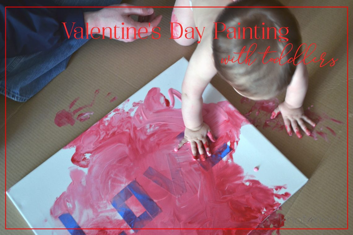 Valentines day pictures with toddlers