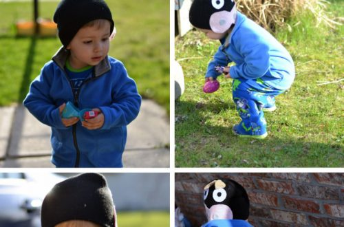 Toddler Easter Fun
