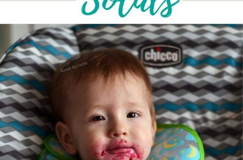 Tips for Introducing Solid Foods