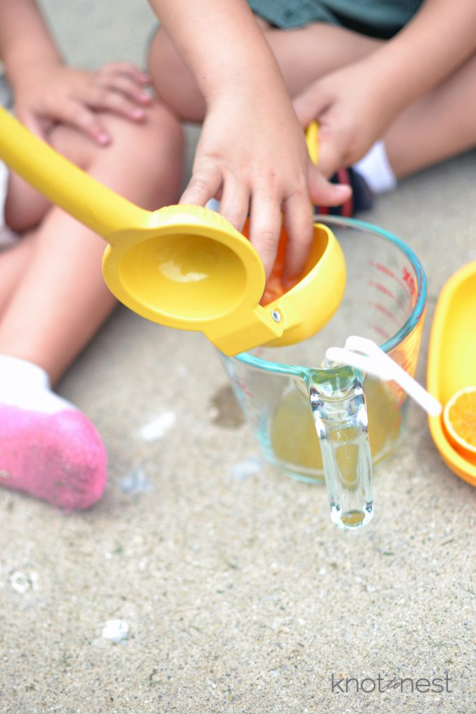 Summer activity for children