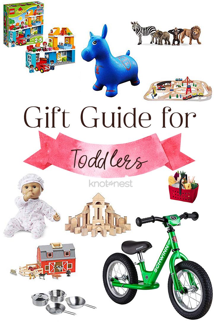 Open-ended toy recommendations for toddlers