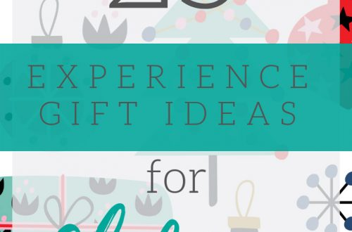 Gift Experience Ideas for Children