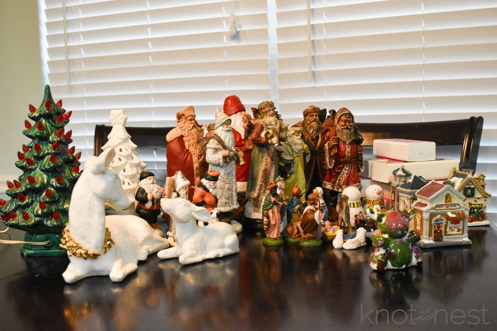 Easy and affordable ways to organize and store Christmas Decorations