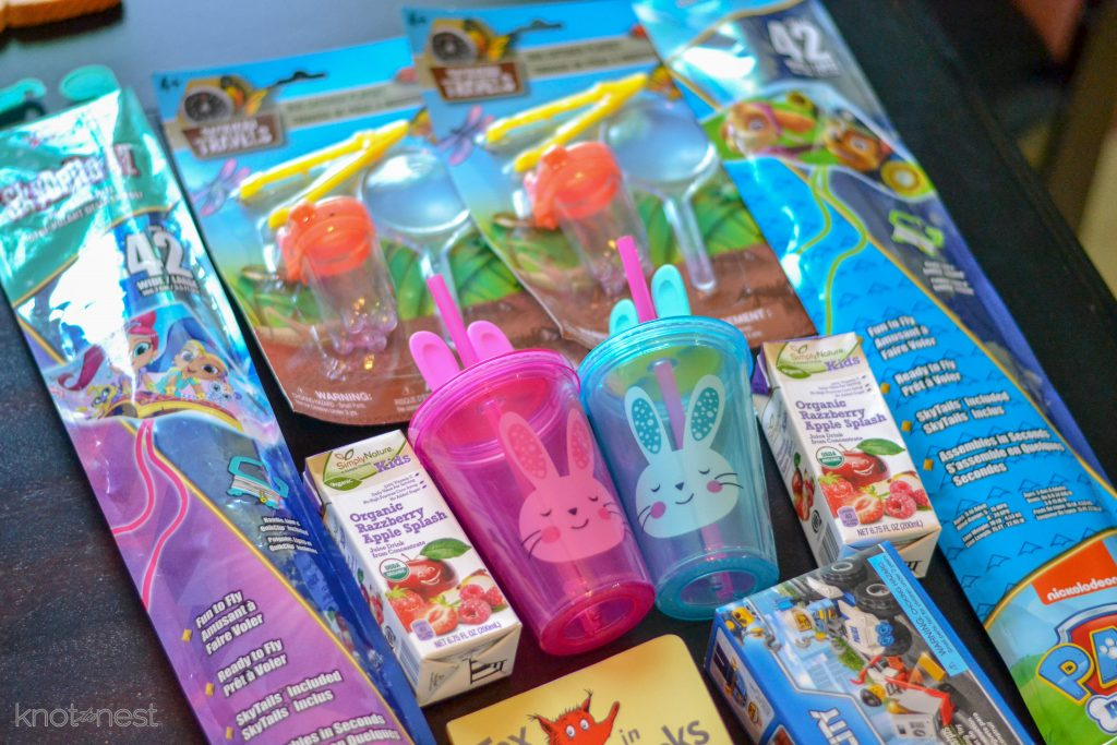 Easy and affordable non-candy Easter basket ideas for toddlers and preschoolers