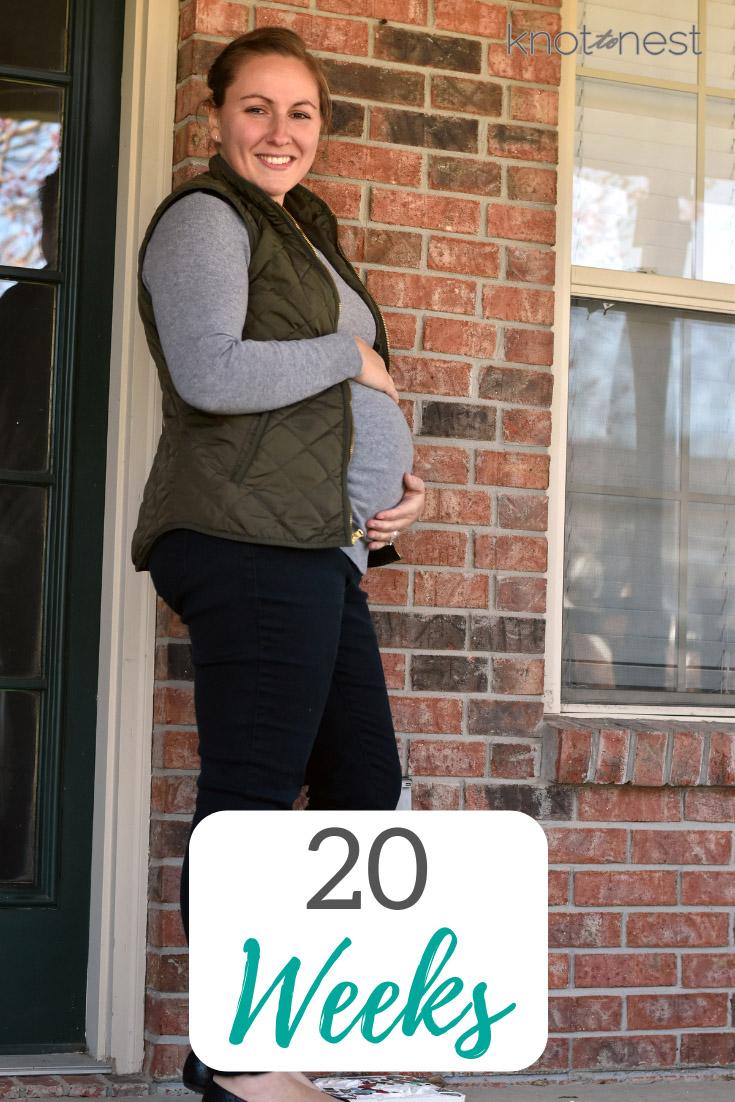 20 week pregnancy update. Third pregancy